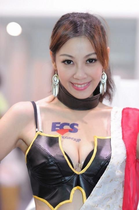 【画像】台湾のキャンギャルがとんでもなくかわいいwwwwwww★外国人エロ画像・36枚目の画像