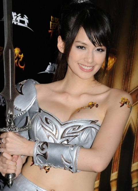 【画像】台湾のキャンギャルがとんでもなくかわいいwwwwwww★外国人エロ画像・29枚目の画像
