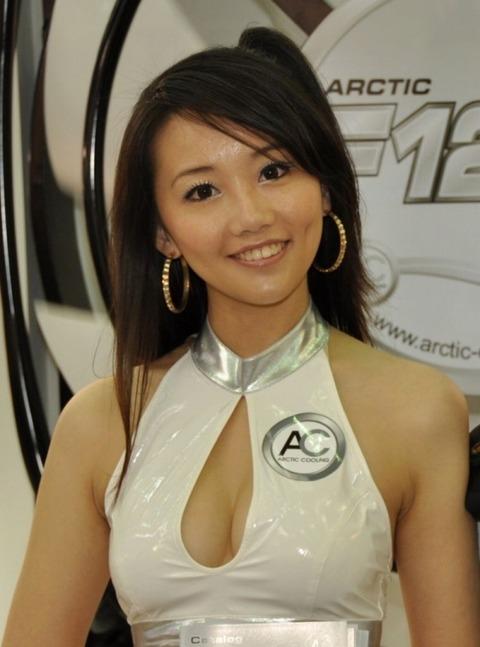 【画像】台湾のキャンギャルがとんでもなくかわいいwwwwwww★外国人エロ画像・15枚目の画像