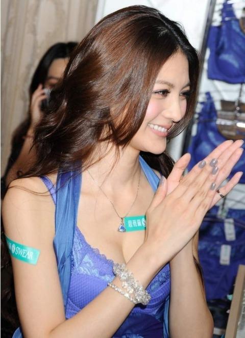 【画像】台湾のキャンギャルがとんでもなくかわいいwwwwwww★外国人エロ画像・17枚目の画像