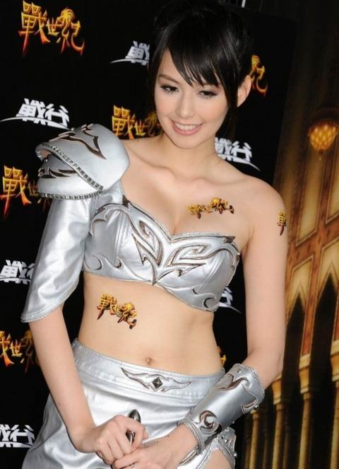 【画像】台湾のキャンギャルがとんでもなくかわいいwwwwwww★外国人エロ画像・28枚目の画像