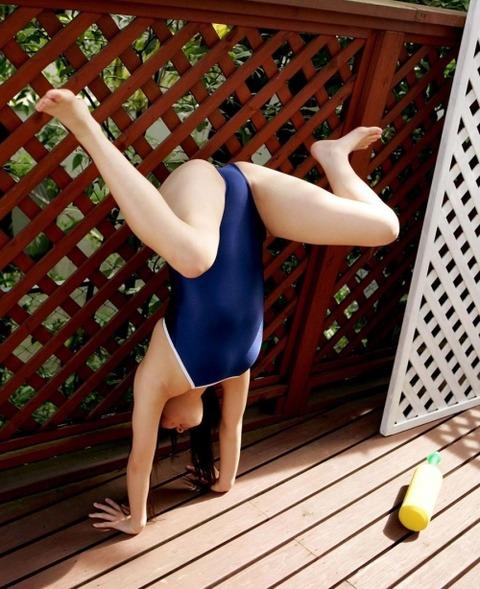 今年2016年も競泳水着・スク水女子の人気が衰えることはなさそうだわwwwwwww(コスプレ画像あり)・37枚目の画像