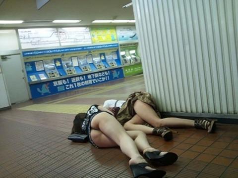 【日本の闇】ヤリサーの現実が分かるエロ画像30枚・23枚目の画像