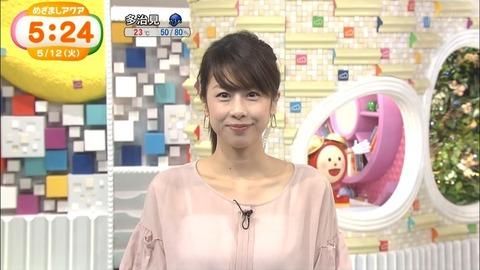 【カトパン】実は性欲モンスターと願いたい加藤綾子のエロキャプ画像がクッソ抜けるwwwwww(女子アナエロ画像)・34枚目の画像
