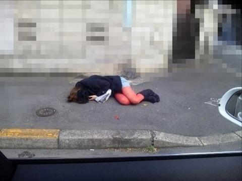 【ヤリサーの実態】新年会で泥酔した女の末路・・・・・・・・(画像あり)・10枚目の画像