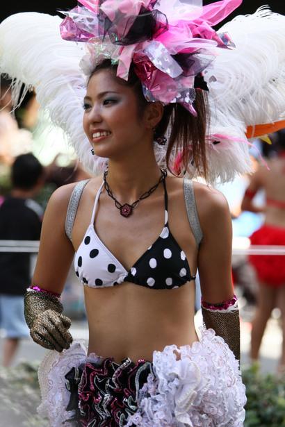 サンバカーニバルを日本で開催←露出狂が殺到wwwwwwww(画像あり)・23枚目の画像