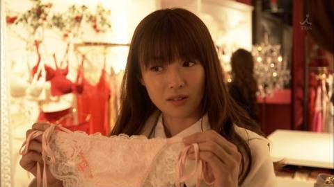 【深田恭子】着衣巨乳だけではなく過激下着まで披露してくれた深キョンが神すぐるwwwwwww(エロキャプ画像あり)・20枚目の画像
