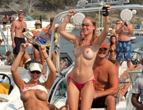 海外セレブの船上パーティーに参加した結果wwwwwwww「エロ過ぎて終始勃起」「レベル高杉」(画像あり)・17枚目の画像