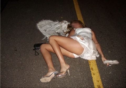 【※レイプ寸前】酒弱い女が無理して飲んだ結果wwwwwwwwwwww(画像あり)・9枚目の画像