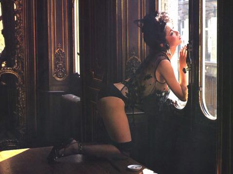 小柳ルミ子のヘアヌードグラビアエロ画像 044