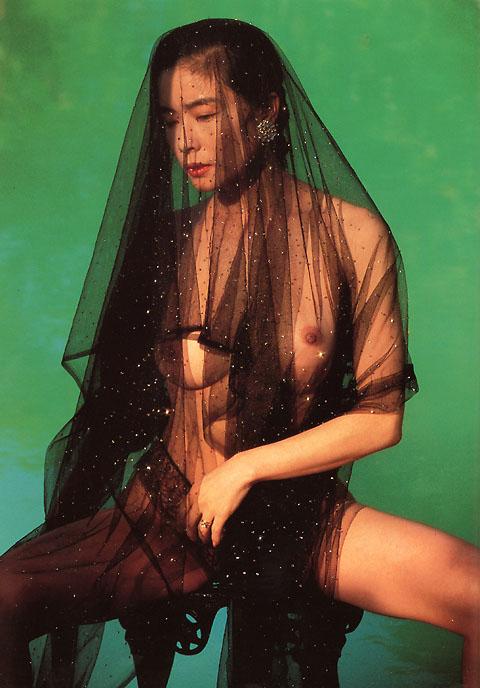 小柳ルミ子のヘアヌードグラビアエロ画像 015